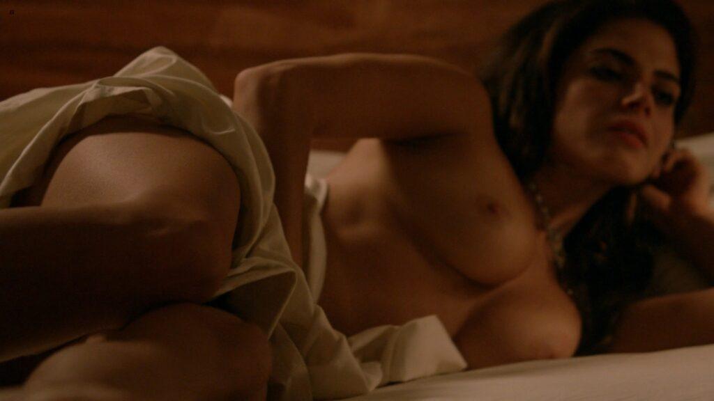 Weronika Rosati nude busty topless Luck 2012 s1e9 hd1080p