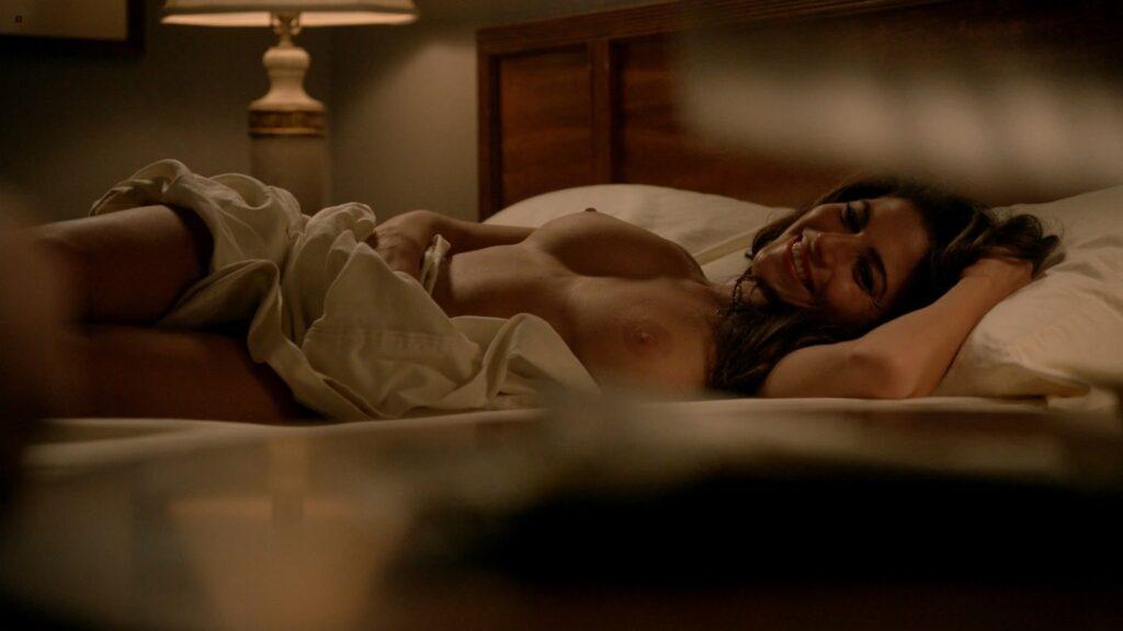 Weronika Rosati nude busty topless Luck 2012 s1e9 hd1080p 5