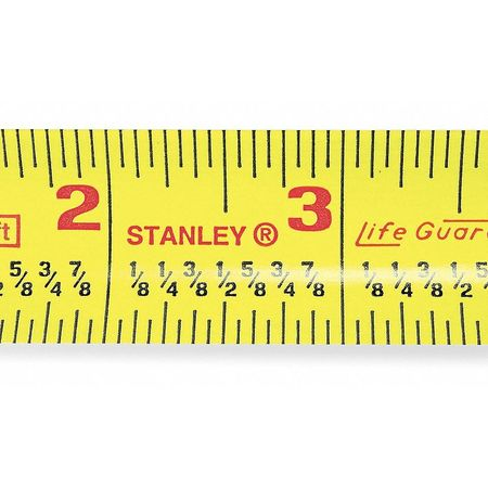 Stanley 30 454 6 99 25 Ft Tape Measure 1 In Blade Zoro Com