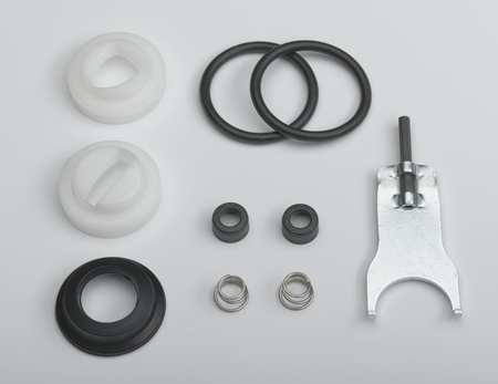 faucet repair kit lever or knob handles