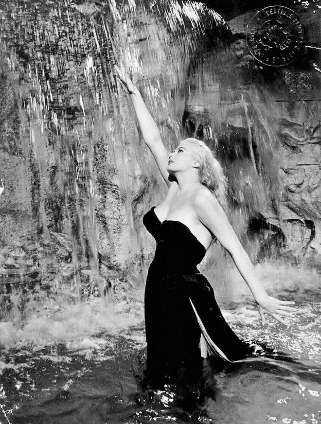 """Fontana di Trevi, em Roma, foi cenário do filme """"A doce vida"""", do aclamado diretor Federico Fellini"""