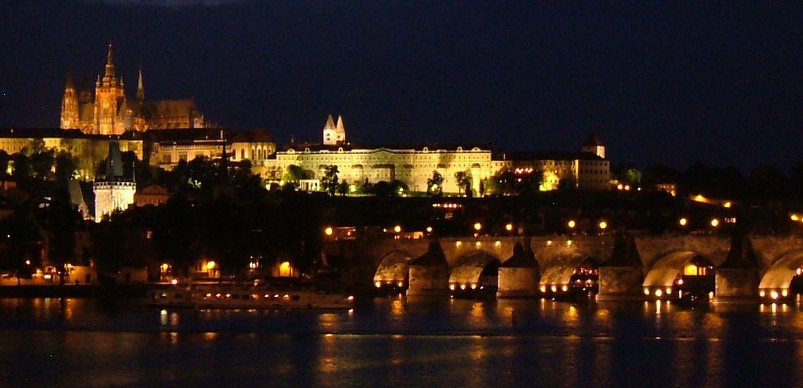 Castelo de Praga | Foto: Henrique Andrade Camargo