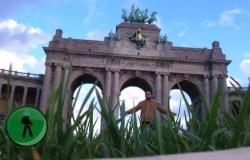 Arco do Triunfo, em Bruxelas