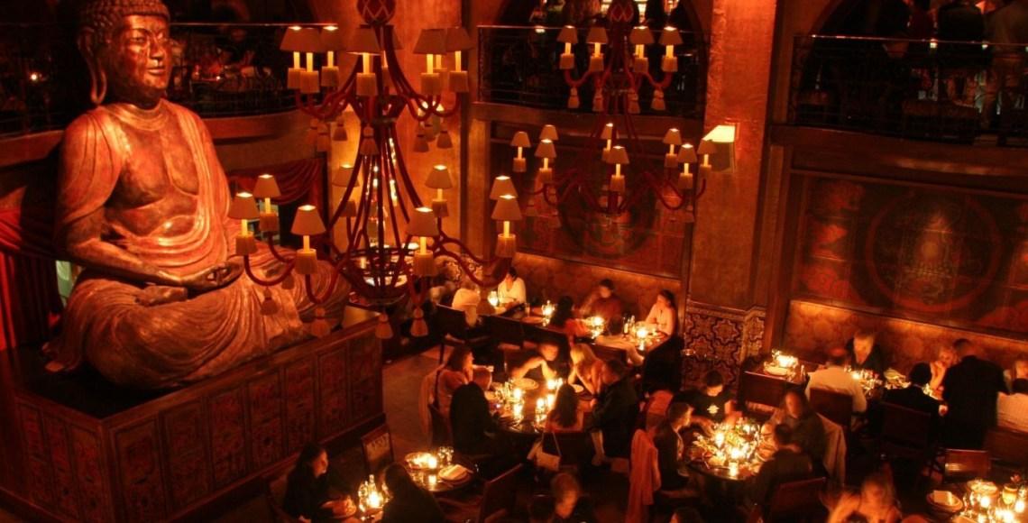 Buddha-Bar em Londres