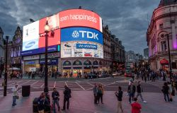 Londres, Picadilly Circus | Foto: Jimmy Baikovicius/CC