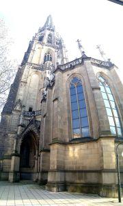 Nova catedral da cidade | Foto: Henrique Andrade Camargo