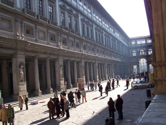 Galleria Degli Uffizi, em Florence |Foto: Wikipedia/CC
