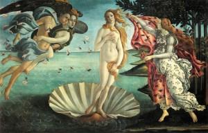 """Nua, sem ser vulgar: você precisa conhecer """"O Nascimento de Vênus"""""""