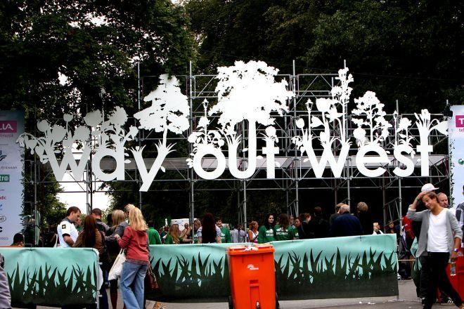 Way Out West é o festival mais natureba entre todos os naturebas. Comida? Só vegetariana. O editor adorou! | Foto: Fluff/Wikimedia