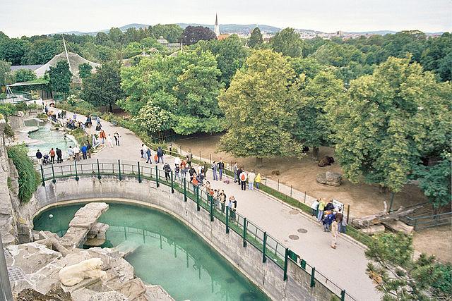O zoológico de Viena é o mais antigo em operação no mundo | Foto: Wikimedia