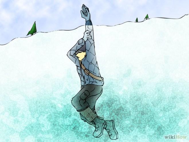 Sobrevivendo a uma avalanche