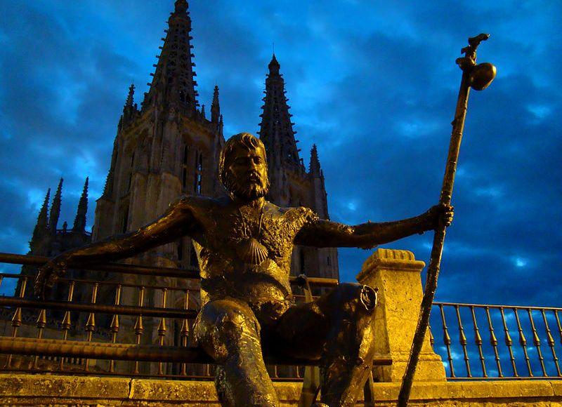 Monumento aos Peregrinos | Foto: Bjørn Christian Tørrissen/Wikimedia