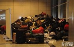 Malas perdidas no aeroporto de Instambul | Foto: meusroteirosdeviagem.com
