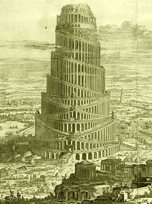 kircher turrisbabel