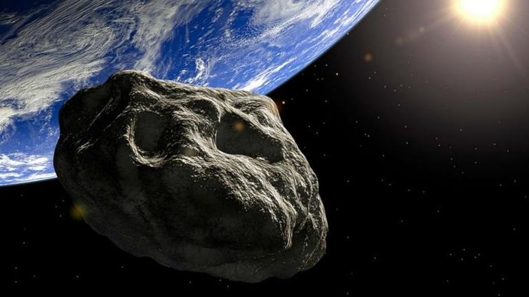 Αστεροειδής διαμέτρου 400 μ. θα περάσει αύριο «ξυστά» από τη Γη