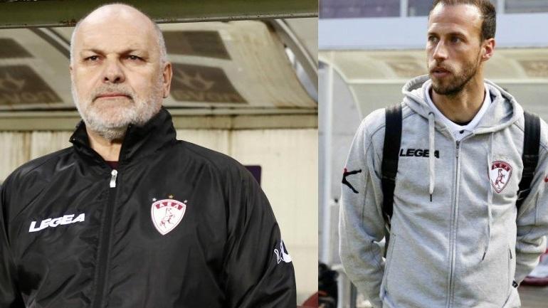 «Τέλος» οι Φυντάνης και Μόρας – Νέος προπονητής ο Ντόστανιτς