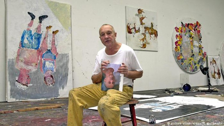 Ξεκίνησε η δίκη για τους κλεμμένους πίνακες του Μπάζελιτς