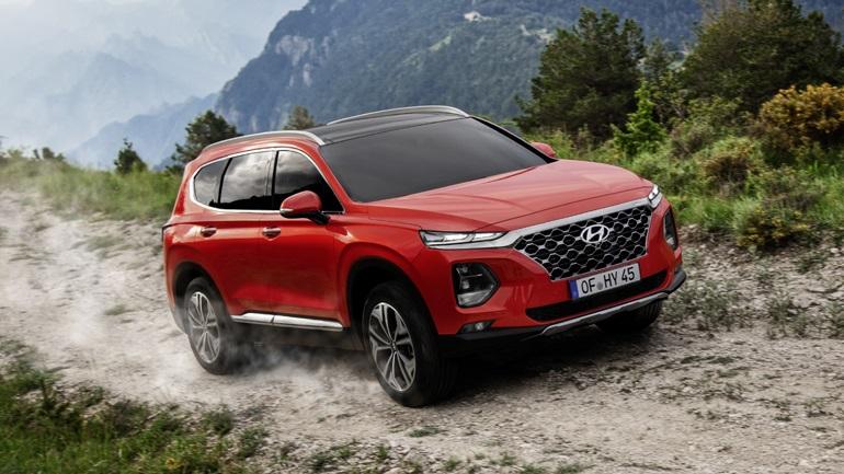 Βενζίνη, diesel και υβριδικό το νέο Hyundai Santa Fe