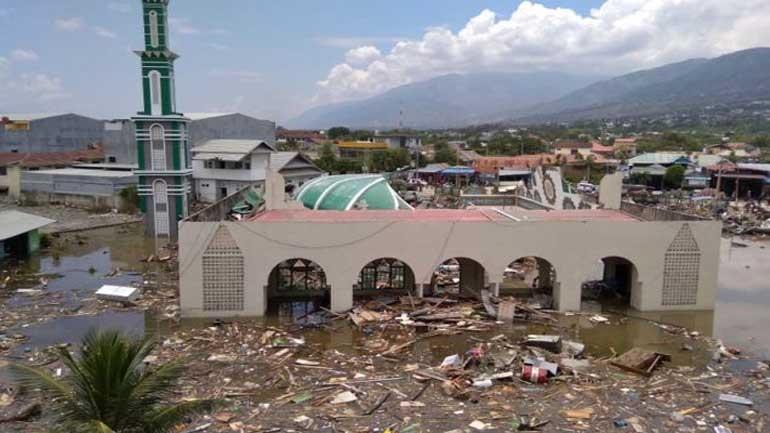 ΥΠΕΞ: Συλλυπητήρια για τα θύματα του σεισμού στην Ινδονησία