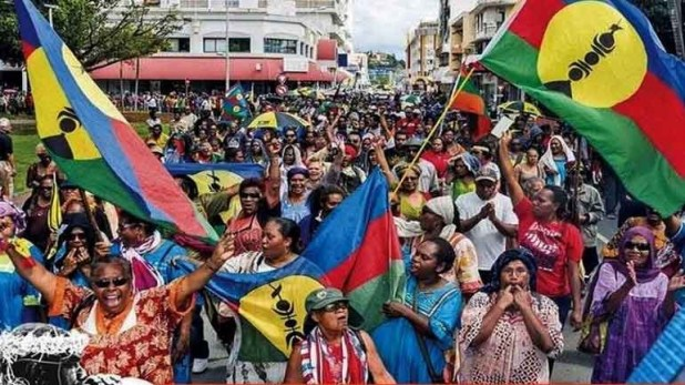 New Caledonia: public opinion polls have opened the historic referendum on independence