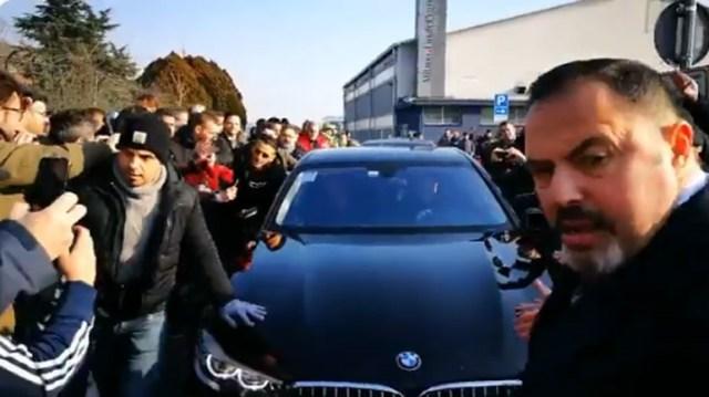 Στο Μιλάνο εν μέσω αποθέωσης ο Ιμπραΐμοβιτς: «Η Μίλαν είναι το σπίτι μου»