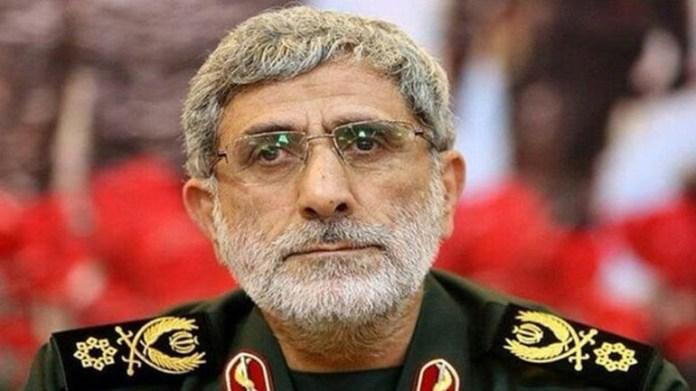 Ιράν: Ο νέος επικεφαλής της Δύναμης Κουντς προειδοποίησε ότι σκοπεύει να εκδιώξει τις ΗΠΑ από την περιοχή