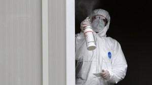 Τέσσερις կոր 573 νέοι θάνατοι αναφέρθηκαν από τέσσερις θανάτους κοροναϊού