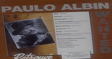 Telecharge Vagabond By PAULO ALBIN, zouk 1989