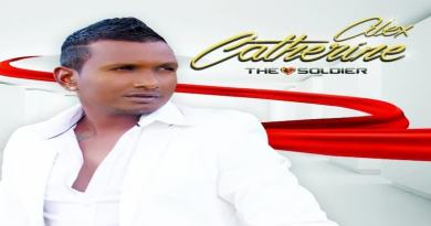 The love soldier ALEX CATHERINE, zouk 2014