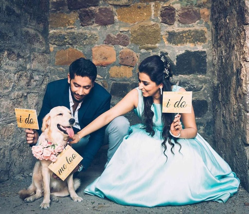 Wedding Photography Ideas: Fab Must Have Clicks with your Pet!