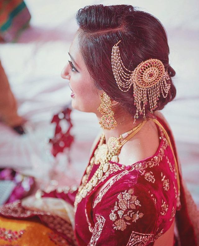 wedding accessories for indian brides - your glam-up booty!