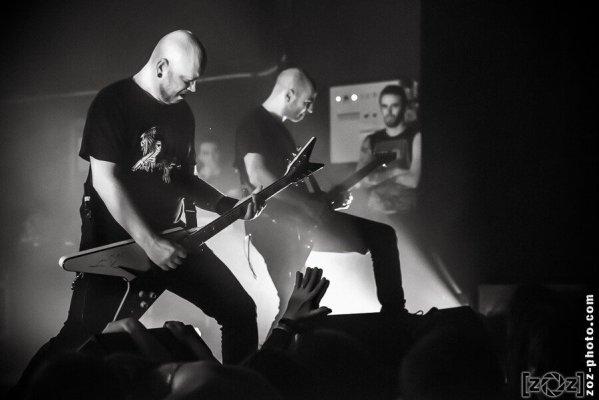 Loudblast, les Abattoirs (Bourgoin-Jallieu), le 8 novembre 2013.