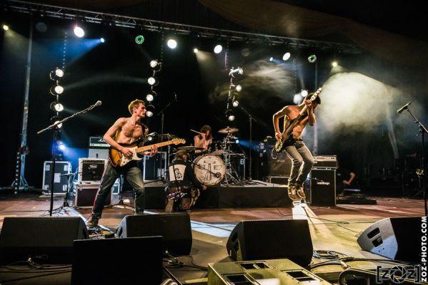 Trafic Jam, D-Viation festival (Albertville), le 19 avril 2014.