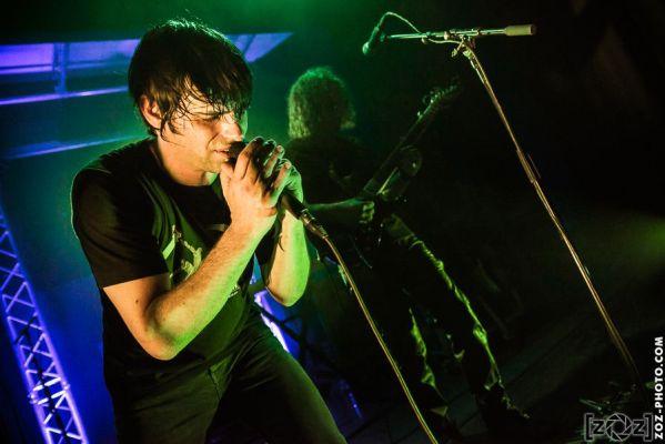 Cause, Gones'n'Live festival (Chaponost), le 1er mai 2014.