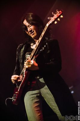 Nina Van Horn, Gones'n'Live festival (Chaponost), le 2 mai 2014.