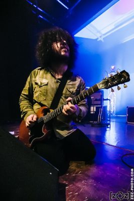 Freevolt, Gones'n'Live festival (Chaponost), le 3 mai 2014.