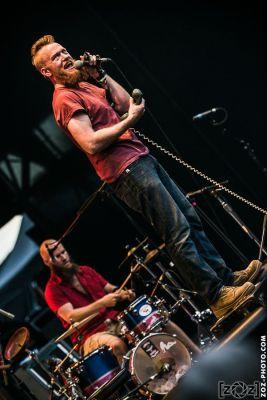 Ben Miller Band, les Nuits de Fourvière (Lyon), le 29 juin 2014.