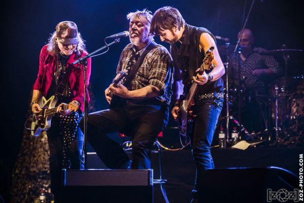 Concert au Balelec festival