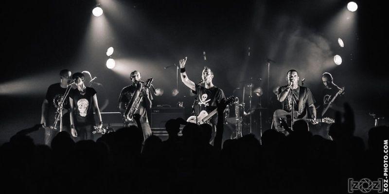 Los Tres Puntos, festival des Poules à crêtes, le 19 septembre 2014.