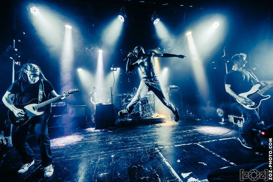 Foud'Rock 2014: Sidilarsen, No One is Innocent, 7 Weeks…