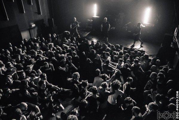 Lofofora, Ninkasi Kao (Lyon), le 4 décembre 2014.