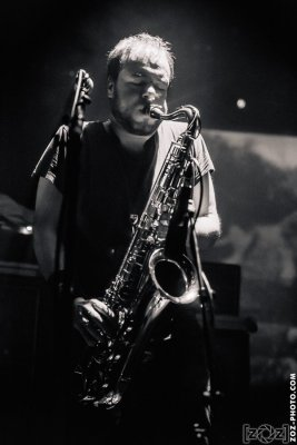 Hint, la Cave à Musique, le 30 janvier 2015.