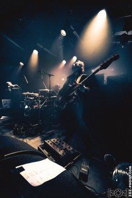 Oyster's Reluctance, la Cave à Musique (Mâcon), le 29 mars 2015.
