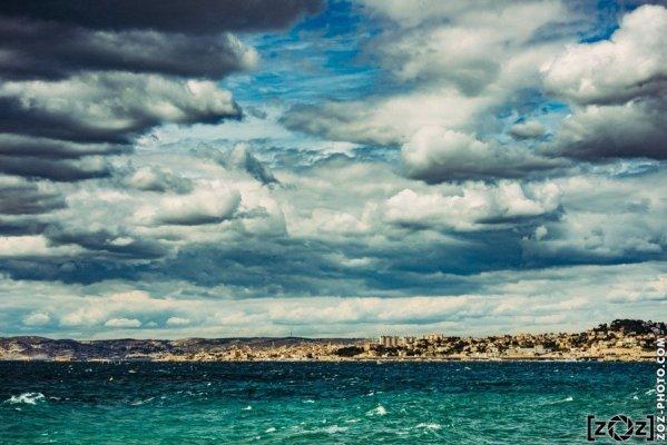 [zOz] Depuis le Bain des dames (Marseille), le 23 avril 2016.