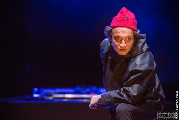 [zOz] journal: Rezinsky, concert au Bizarre ! (Vénissieux), le 30 mars 2017. [Hip Hop]