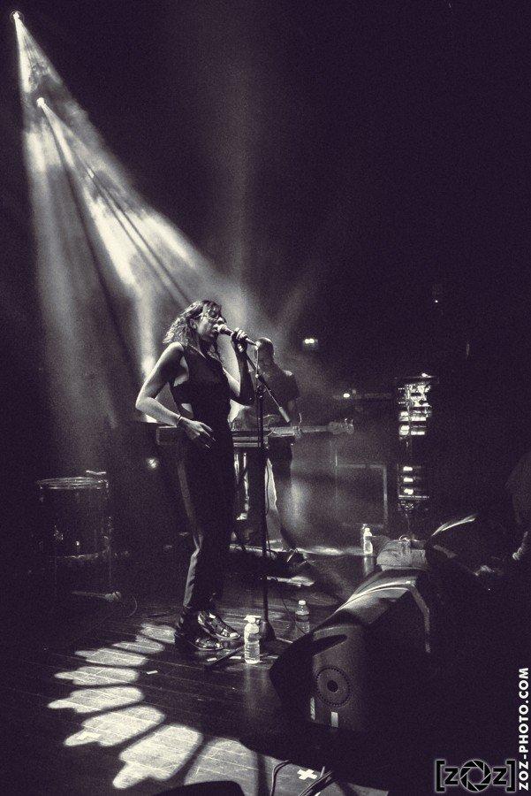 [zOz] journal: Zoham, concert au Jack Jack (Bron), le 14 mars 2017.