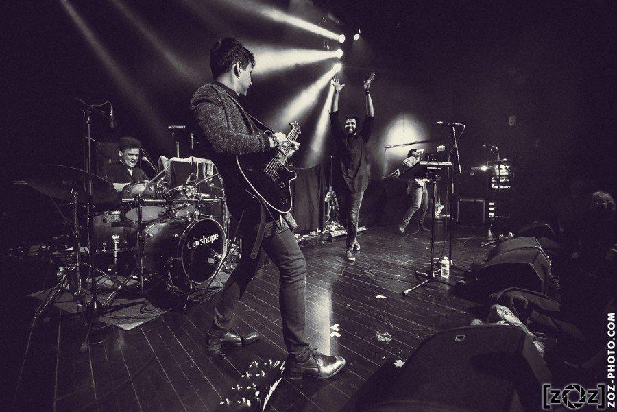 [zOz] journal: Outshape, concert au Jack Jack (Bron), le 14 mars 2017.