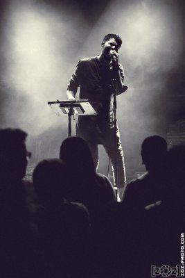Outshape, concert au Jack Jack (Bron), le 14 mars 2017.
