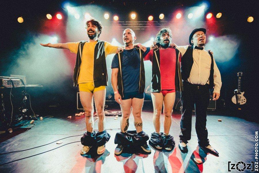 Naouack: le hip hop cartonne à La Tannerie de Bourg-en-Bresse