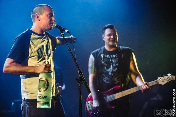 [zOz] journal: Severny Flot, concert au Bikini (Toulouse), Sidifest, le 14 octobre 2017.